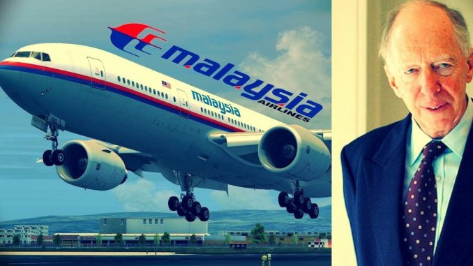 Lord Rothschild inherits semiconductor patent following MH370 engineers' deaths