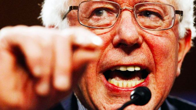 Bernie Sanders says US should cut ties with Israel