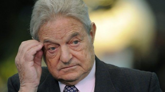 140,000 Americans sign petition to declare George Soros a terrorist