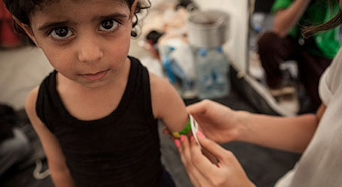 United Nations admit vaccines caused polio outbreak in Syria