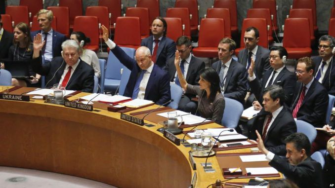 UN security council unanimously pass WW3 sanctions against North Korea