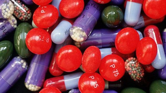 Study links antidepressants to increased risk of death