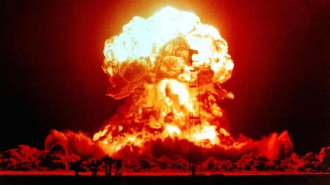 California officials warn of imminent nuclear attack
