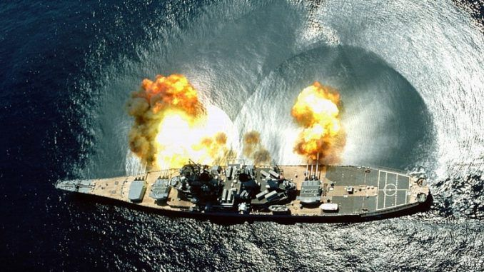 China ready to attack US to prevent them docking in Taiwan