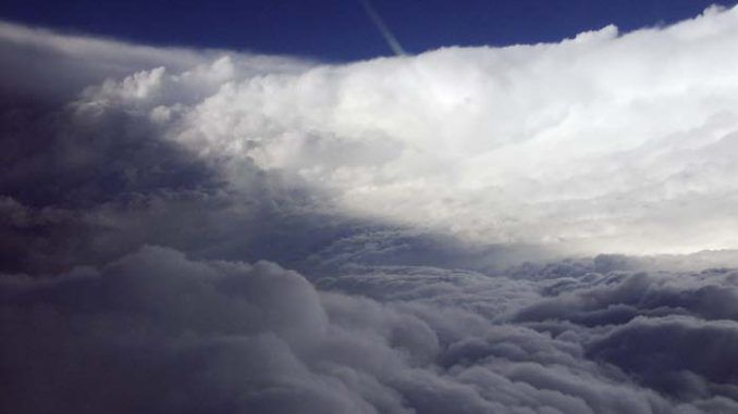 Cloud seeding to blame for worsening impact of Hurricanes