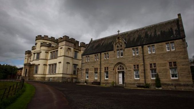400 children found buries in mass grave under Catholic church in Scotland