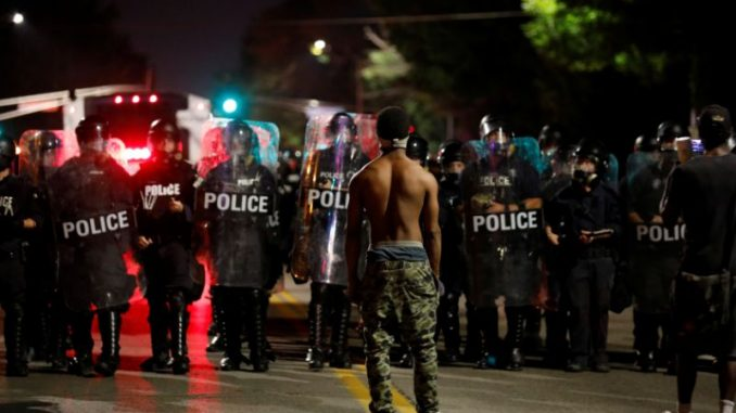 Democrats caught organizing St. Louis anti-police riots