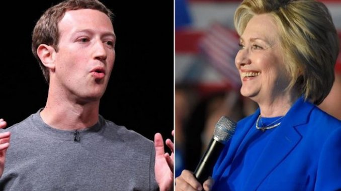 Julian Assange says Podesta emails show collusion between Facebook and Clinton Campaign to win election