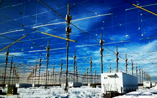 HAARP – the High Frequency Active Auroral Research Program - has been blamed for secretly modifying the weather around the globe