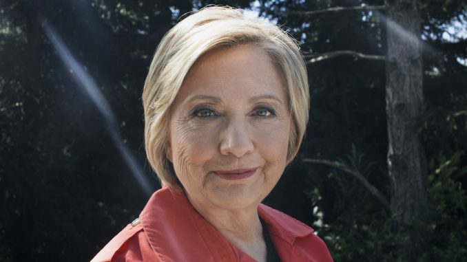 Hillary Clinton is preparing to challenge the result of the 2016 election, pointing to the recent overturned vote in Kenya as inspiration.