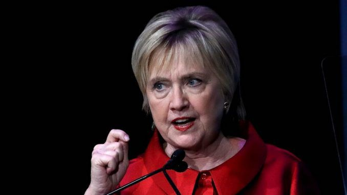 Hillary Clinton reveals she wanted to make voodoo dolls of alt media figures, stick pins in them