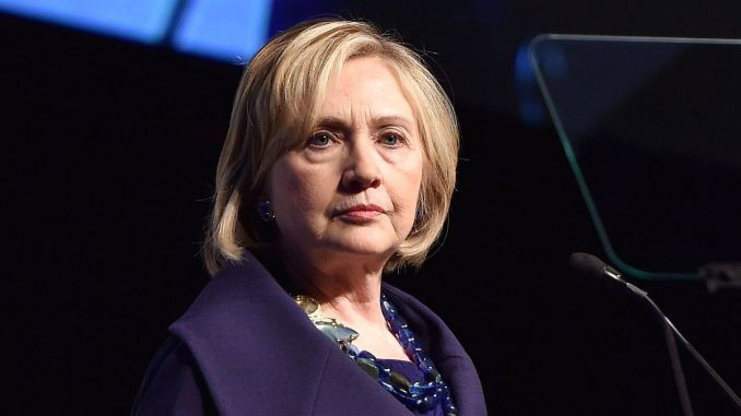 Hillary Clinton demanded that the Electoral College be abolished in an interview Wednesday during her What Happened book tour, threatening that if the system stays in place she will never run again.