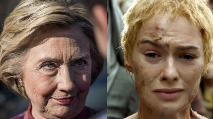 Hillary Clinton name-drops a number of books in What Happened, her shameless new work of historical revisionism, but it's her reference to hit television show Game of Thrones that is gaining the most attention.
