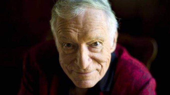 """Police have reportedly launched a murder inquiry into the death of Hugh Hefner, with insiders believing it is """"extremely likely"""" the Playboy founder was silenced."""