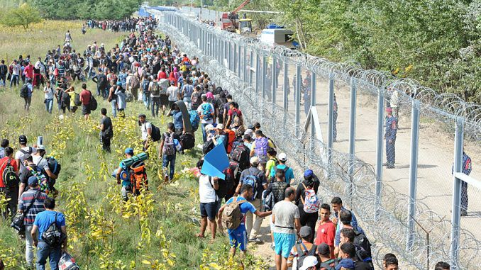 Defiant Hungary has proved the European Union wrong, solving the illegal immigration crisis in their country with one simple move: building a border wall to protect their sovereignty.