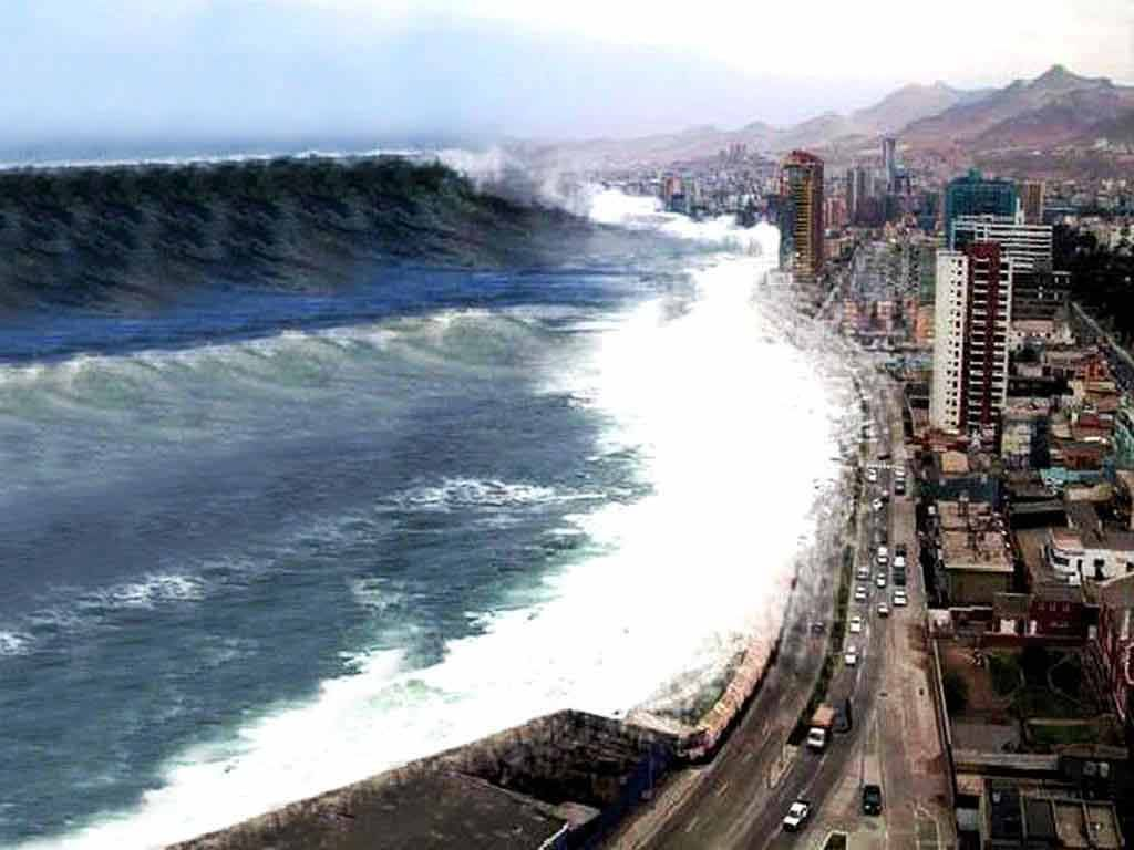 2004 Indonesian tsunami