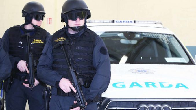 Irish police warn an active ISIS network has been discovered in Ireland