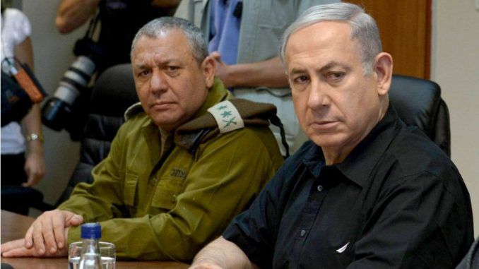 Israel warns US to prepare for war with Iran, Russia, Syria