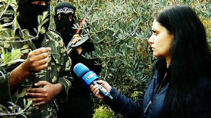 Journalist who exposed how CIA arm ISIS fired from her job