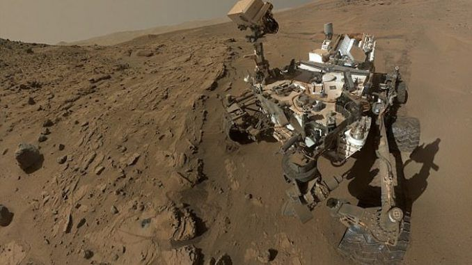 NASA find clear signs that life existed on Mars