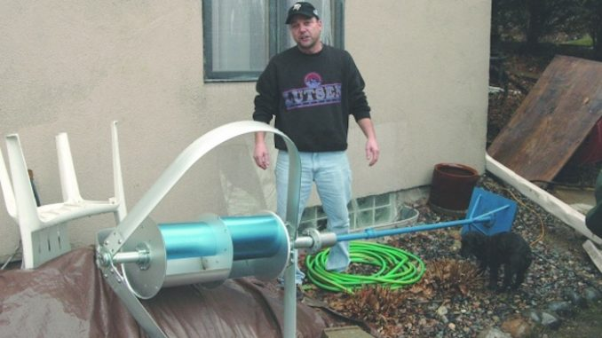 Man sent to prison for installing wind turbine on his own property