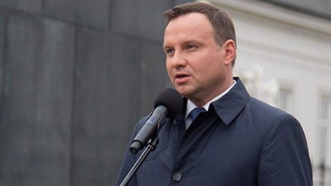 Polish President warns spate of London terror attacks down to uncontrolled immigration