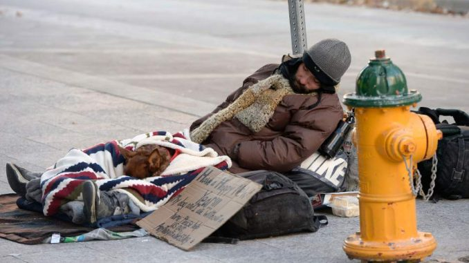 Sale Lake City police disturbed by hundreds of homeless people disappearing into thin air