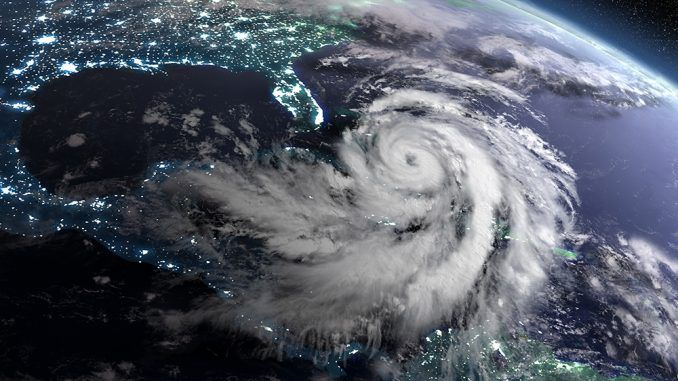 Florida scientists create artificial Category 5 hurricane in a lab