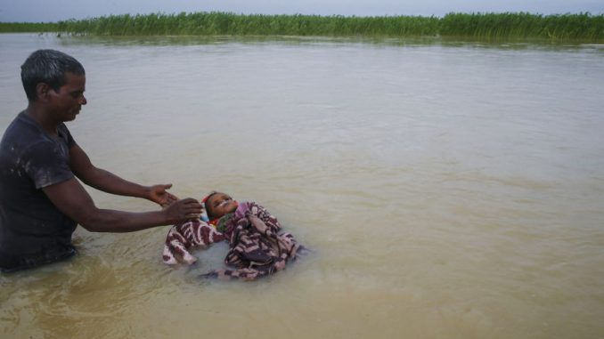 Media ignore South Asia floods that kill 2000 people