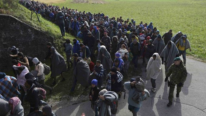 Uncontrolled migration deeply unpopular with Westerners, stunning new poll reveals