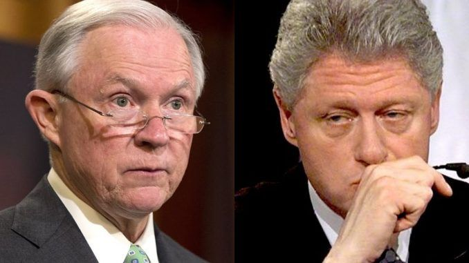 Jeff Sessions accused of covering-up Clinton-Uranium scandal