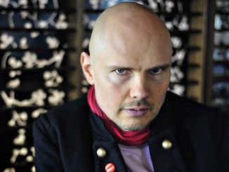 "Smashing Pumpkins frontman opened up about his experiences in the record industry, telling Howard Stern that he has seen a ""shapeshifting humanoid"" in the flesh."