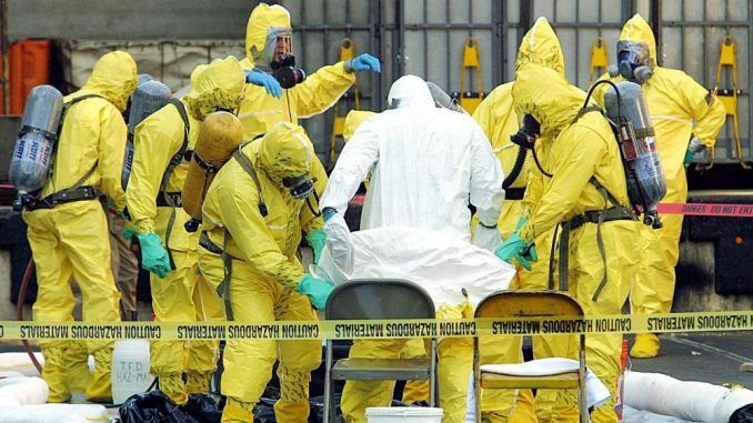 Evidence emerges that CIA were responsible for 2001 anthrax attack