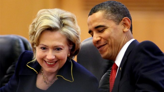 Congress launch criminal probe into Clinton and Obama