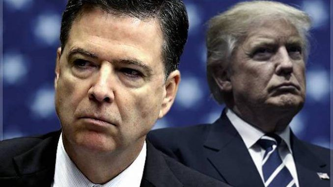 James Comey used phoney Russia dossier to spy on Trump