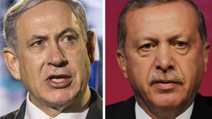 Turkish military prepares for war with Israel
