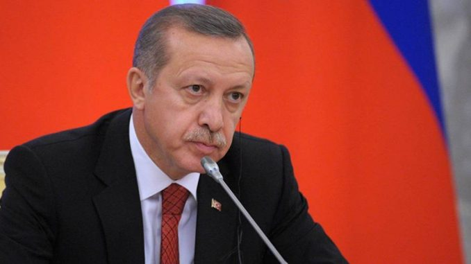 President Erdogan accuses US, UK of funding and supporting ISIS and Al-Qaeda