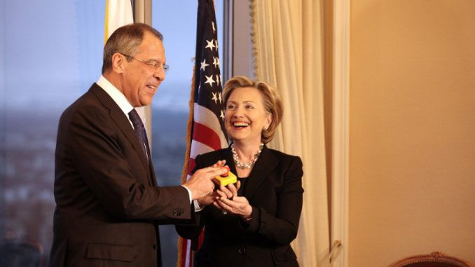 The FBI say they have evidence that Clinton and Russia colluded ahead of her presidential bid