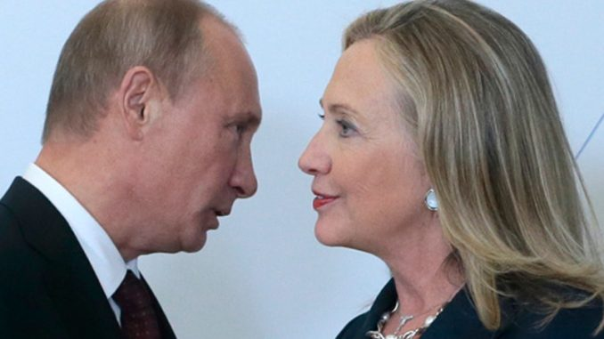 Hillary Clinton accepted Russian bribes ahead of controversial Uranium deal