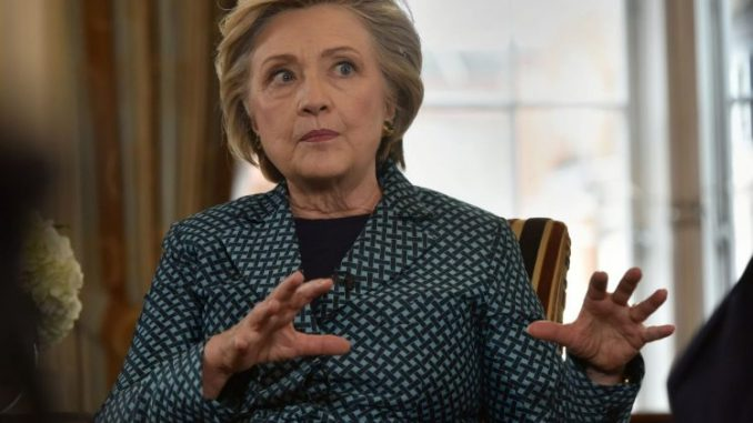 Hillary Clinton blames Brexit for her election loss