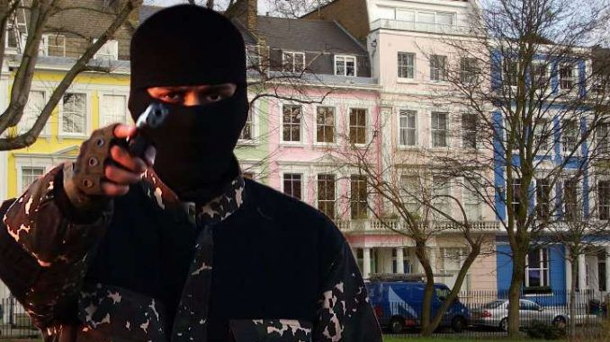 While the average young person in Britain struggles to gain a foothold in the crowded housing market, returning ISIS fighters are set to be given free tax-payer funded homes.