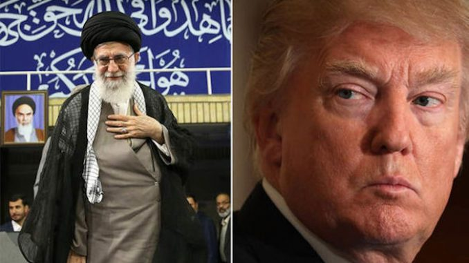 Iran's supreme leader called Trump a foul-mouthed retard