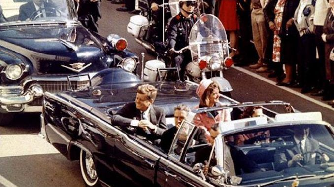 CIA panic as Trump promises to release JFK assassination files this week