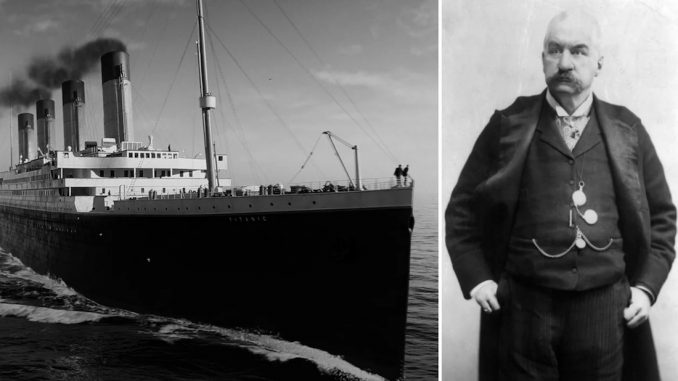 Evidence suggests JP Morgan deliberately sunk Titanic to form the Federal Reserve