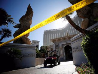 MGM Resorts and Mandalay Bay issued a statement Tuesday night questioning the most recent timeline that was provided by police.