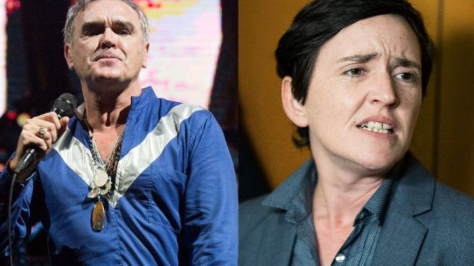 Morrissey tells BBC election was rigged against UKIP by European elites