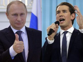 """Putin claims """"young people are rejecting the New World Order in their droves."""""""