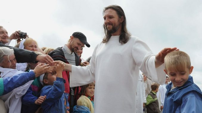 Russian man claims he is reincarnation of Jesus Christ