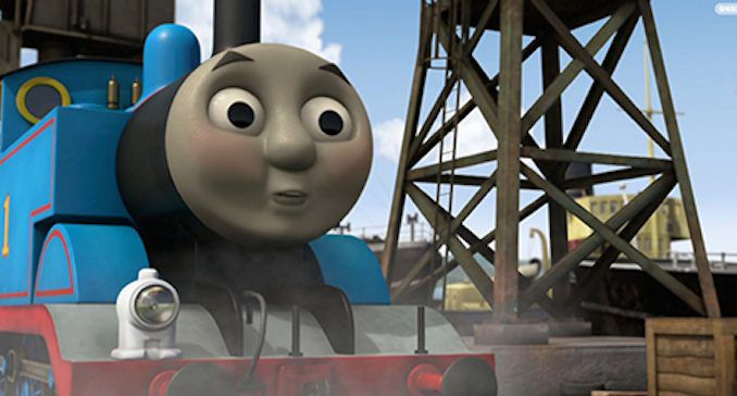 UN suggest Thomas the Tank Engine becomes gender neutral
