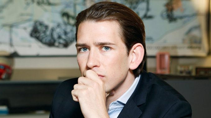 Austria's youngest elected leader vows to destroy European New World Order